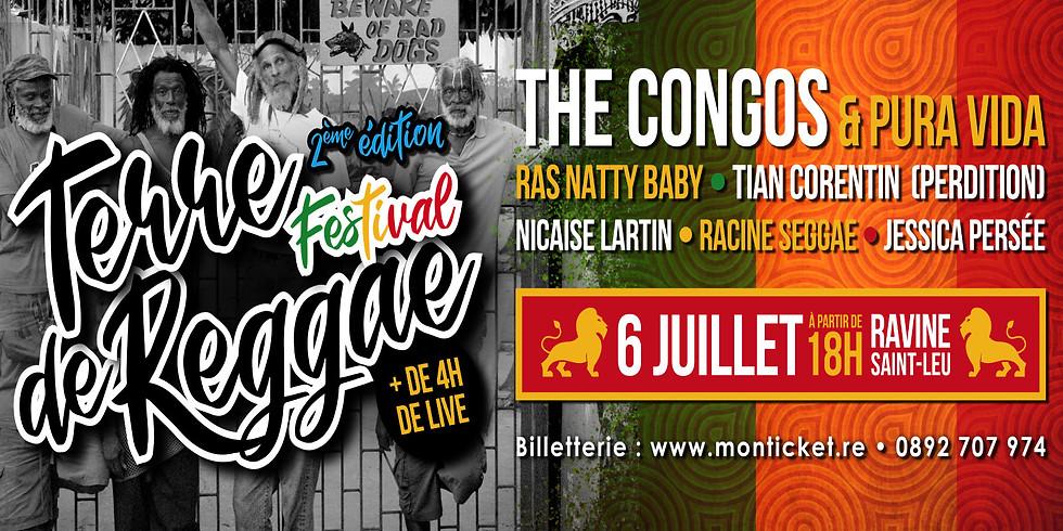 Festival Terre de Reggae 2ème édition