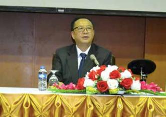 Laos, DPRK diplomats confident of strengthening longstanding relationship