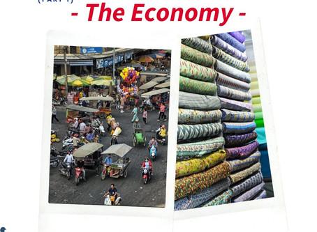 Discover Cambodia : Economy