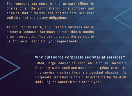 Frequently Asked Questions about Corporate Secretary