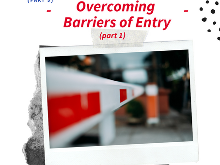 Discover Cambodia : Overcoming Barriers of Entry