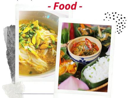 Discover Cambodia : Food
