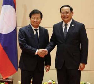Laos, Vietnam relations climb to new heights
