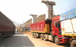 Construction of the Laos-China railway is 60 percent complete.