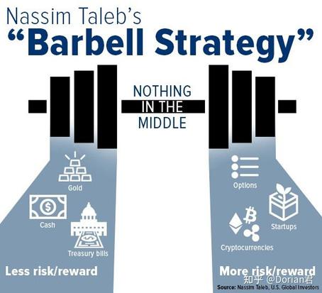 塔勒布的投资组合方法:杠铃策略
