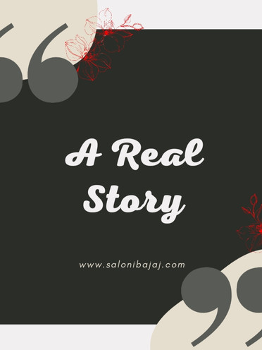 A Real Story