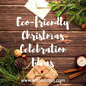 Eco-friendly Christmas Celebration Ideas