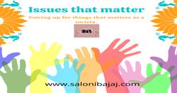 Saloni-Bajaj-Social-Issues-Blog
