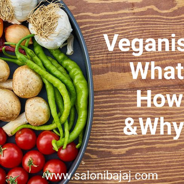 Veganism: What, How & Why?