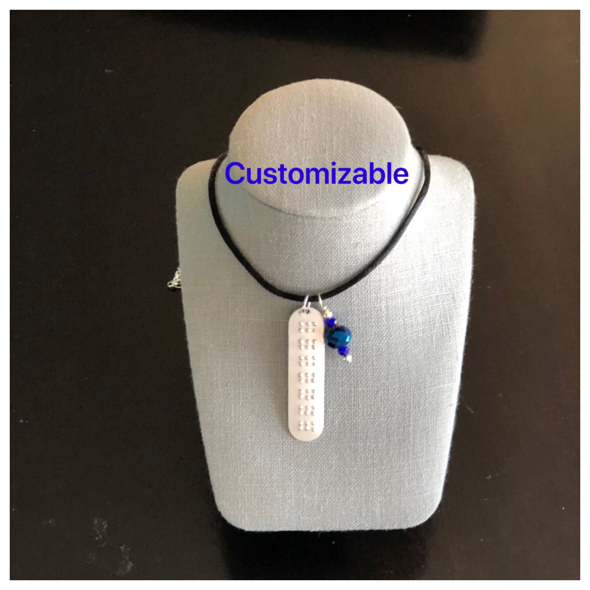 customize neckace