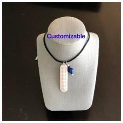 customize neckace