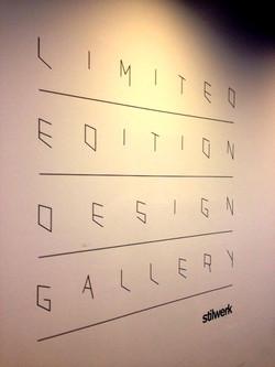 Paco y Lola goes Limited Design Gallery Stilwerk