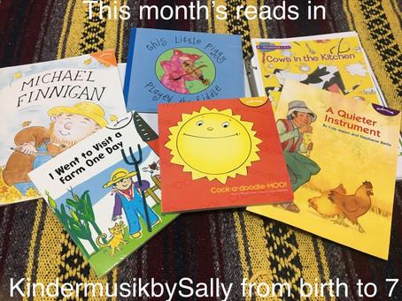 Kindermusik and Books