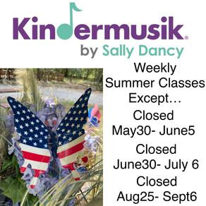Summer Schedule Update