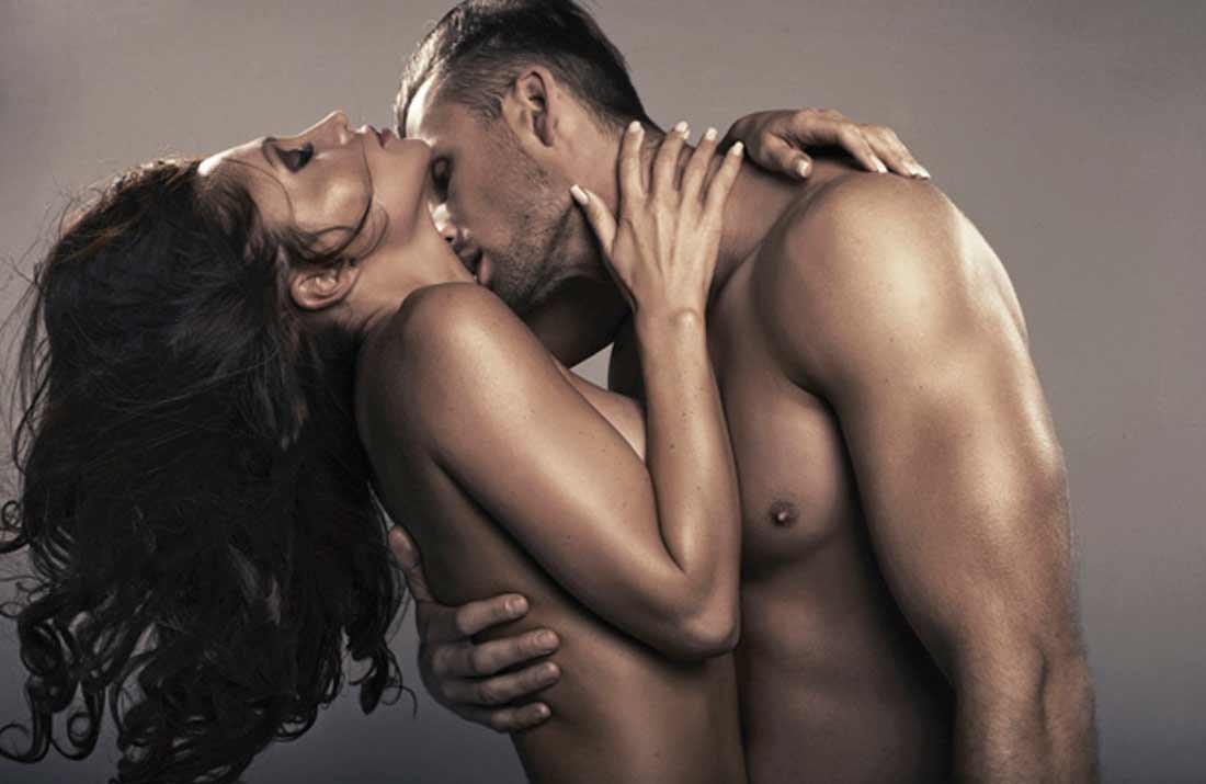 Эротика между мужчиной и женщиной