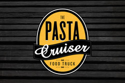 The Past Cruiser Food Truck Logo