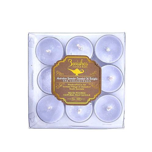 Australian Lavender - Essential Oil Tea-Light Pack