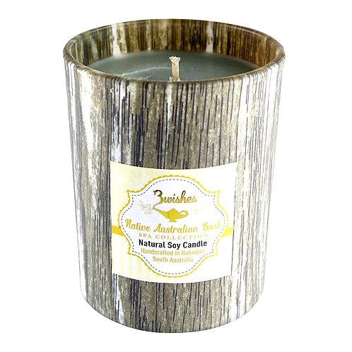 Native Australian Bush - Limited Edition Soy Wax Candle