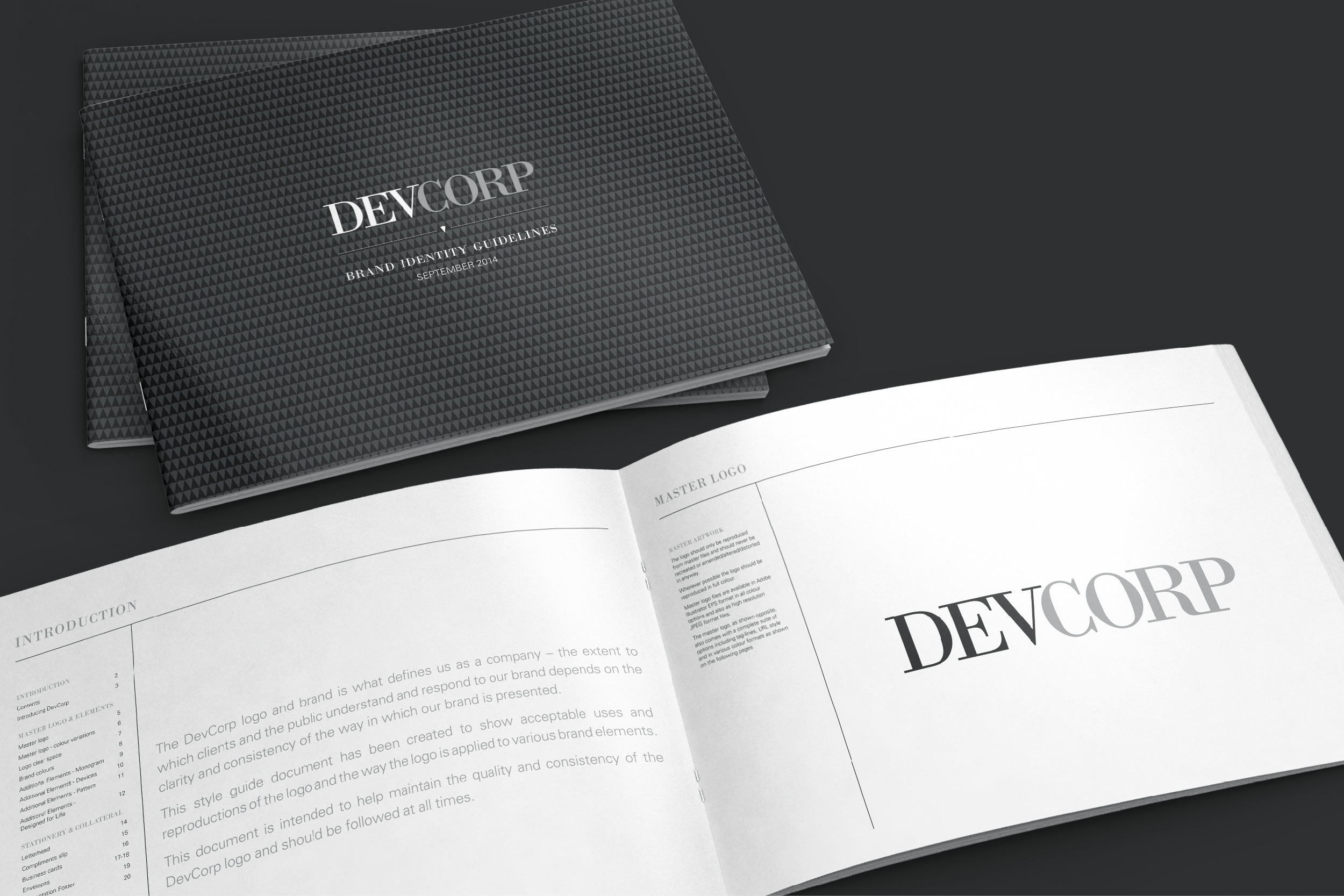 DevCorp Style Guide