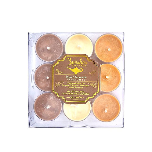 Dessert Favourites - Tea-light Pack
