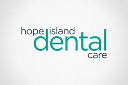 Hope Island Dental Care Logo