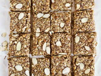 Trail Mix Energy Bar