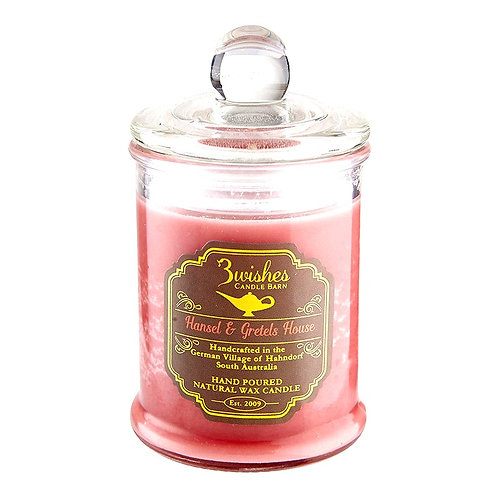 Hansel & Gretel's House - Small 20 hour Soy wax candle