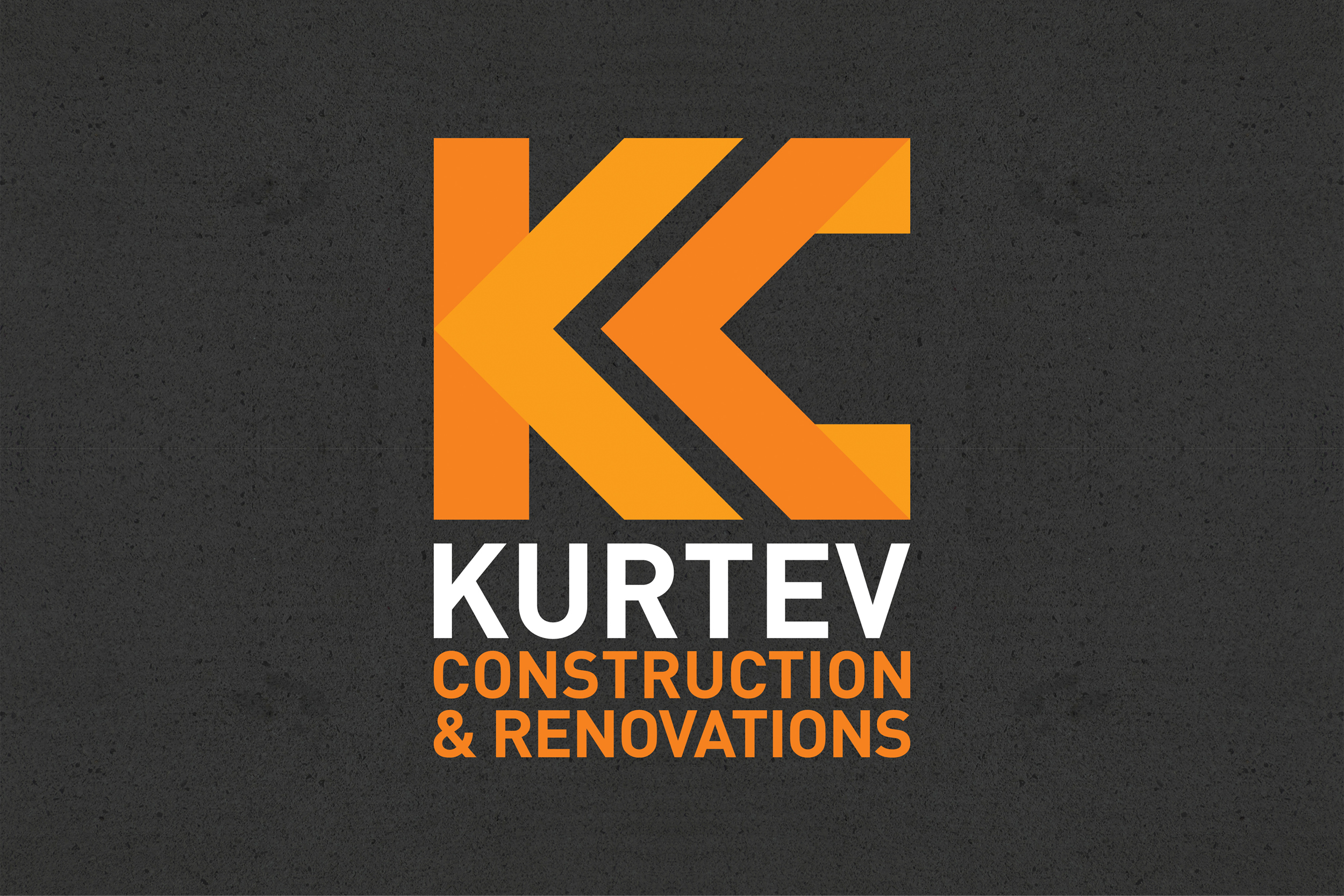 Kurtev Construction Logo