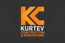 Kurtev Construction Logo