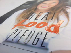 Real Food Pledge Book Cover