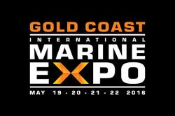 GC International Marine Expo Logo