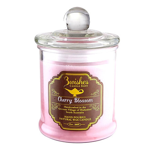 Cherry Blossom - Large 80 hour Soy wax candle