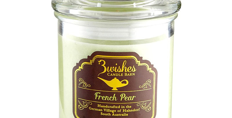French Pear - Large 80 hour Soy wax candle