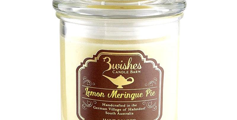 Lemon Meringue Pie - Large 80 Soy wax candle