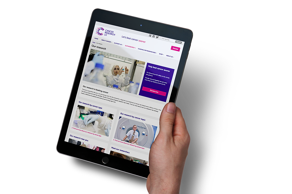 Cancer Research UK scientific advances