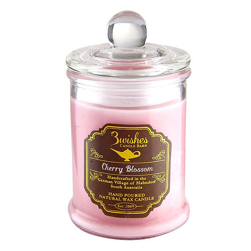Cherry Blossom - Small 20 hour Soy wax candle