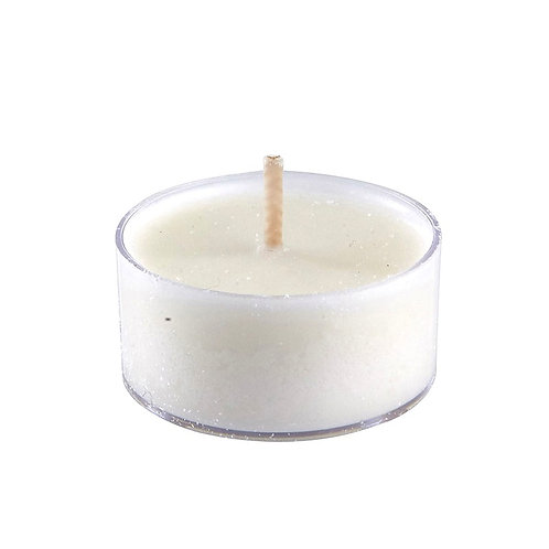 Non- Scented - Soy Wax Tea-light