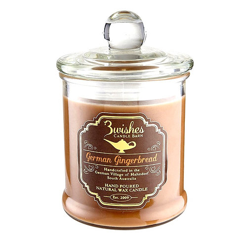 German Gingerbread -Large 80 hour Soy wax Candle