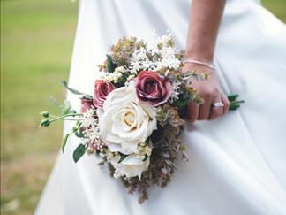 Wedding Bouquets, Arrangements & Salon Styling