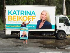 2016 Campaign truck
