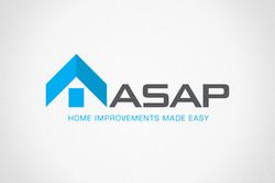 ASAP Home Improvements Logo