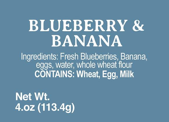 Blueberry & Banana - 4oz