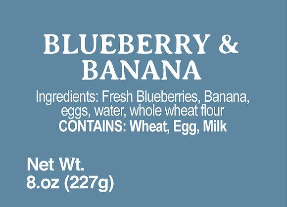 Blueberry & Banana - 8oz