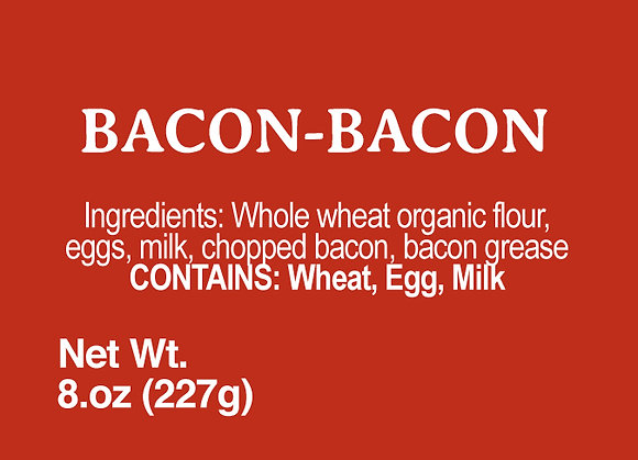 Bacon-Bacon - 8oz