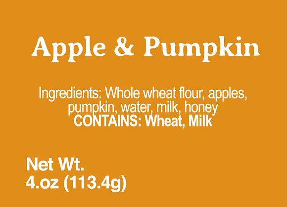 Apple & Pumpkin - 4oz