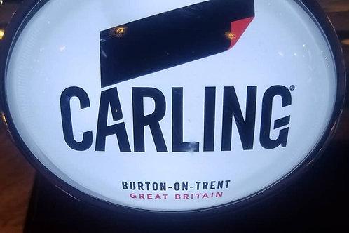 CARLING 4 pints