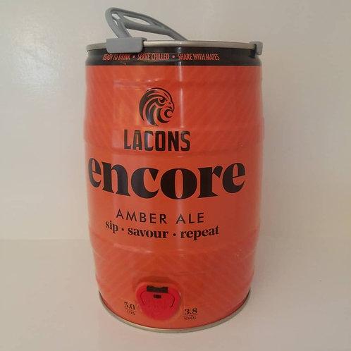 LACONS ENCORE 3.8 session 5 litre keg