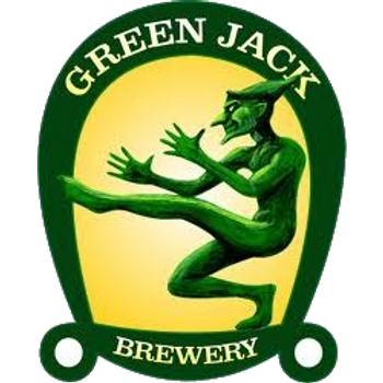 Green jack ale, freshly brewed beer 4 pints