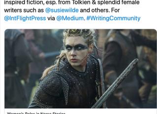 Women's Roles in Norse Stories by John Tuttle