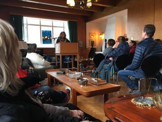 Iceland Writers Retreat 2019